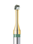Busch Bolkop hardmetaal (Groen) 1SXM